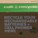 Celebrate Earth Day Early, Recycle Batteries