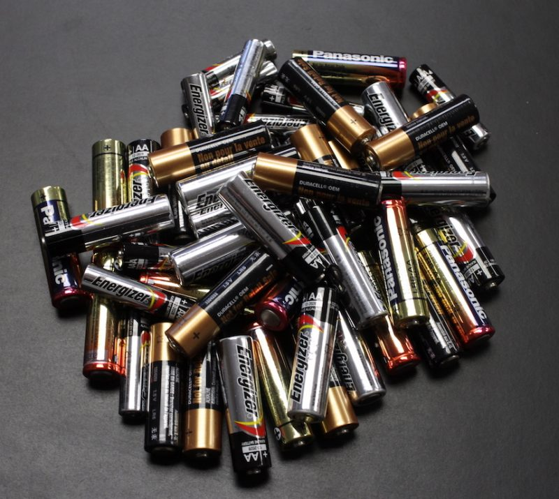 Alkaline Battery Advantages