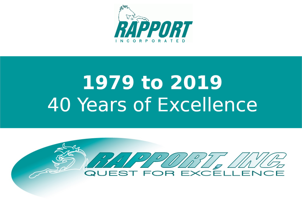 Our CEO Reflects on Rapport's 40 Years as an Innovator and Leader